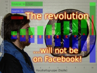 The revolution will not be on Facebook
